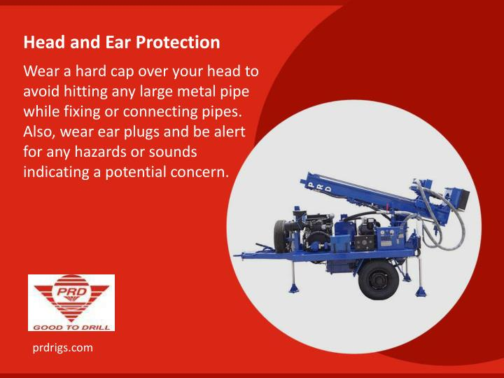 Head and Ear Protection