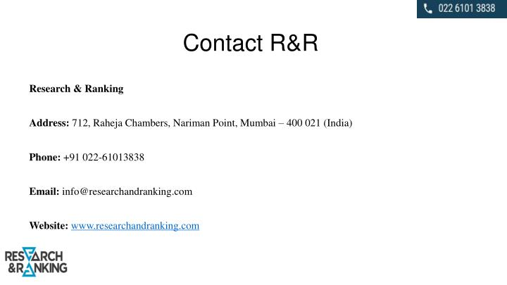 Contact R&R