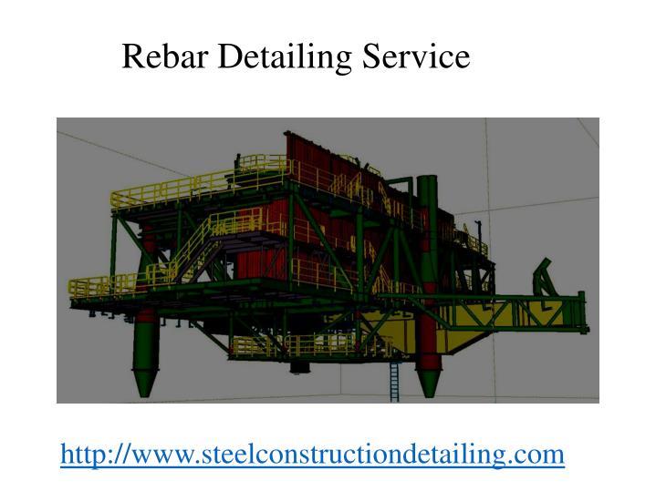 Rebar Detailing Service