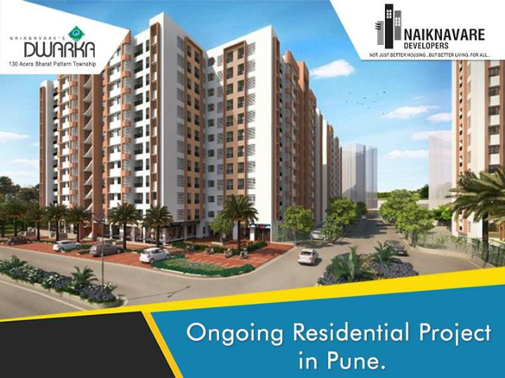 Ongoing residential project in pune
