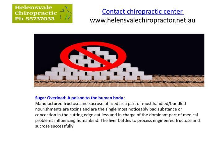 Contact chiropractic