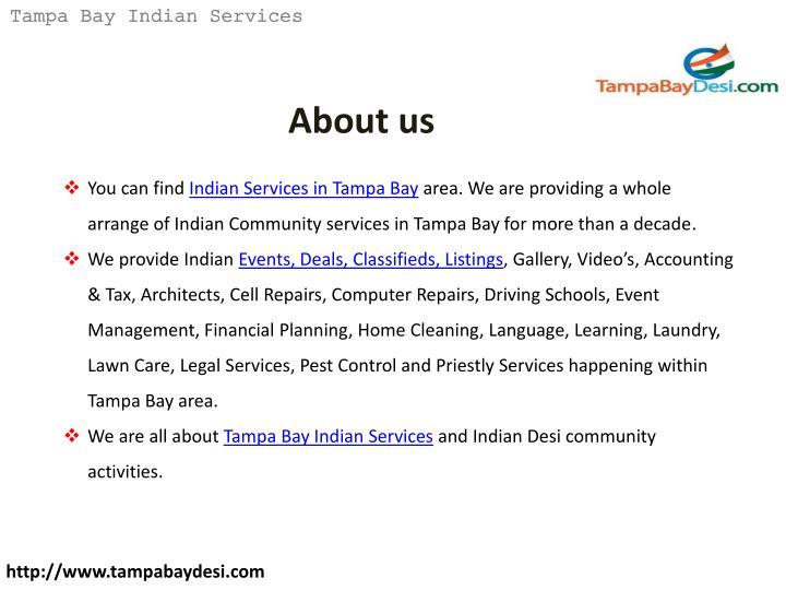 Tampa Bay Indian