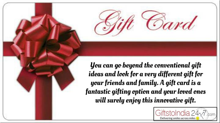 You can go beyond the conventional gift ideas and look for a very different gift for your friends an...