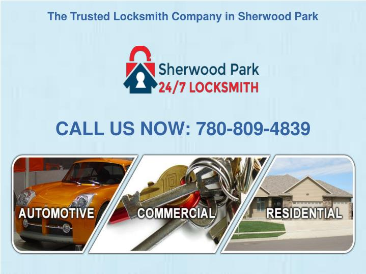 The Trusted Locksmith Company in