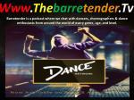 www the barre tender tv2