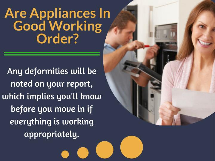 Are Appliances In