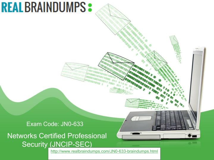 Networks certified professional security jncip sec