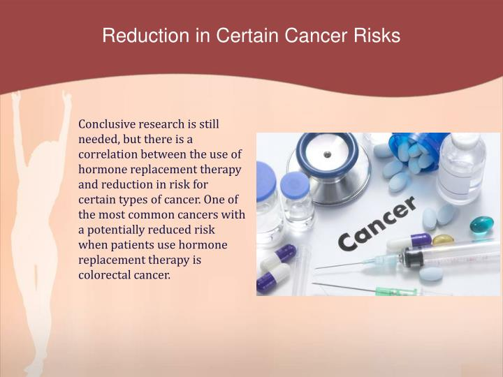 Reduction in Certain Cancer Risks