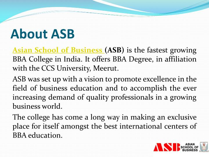About asb