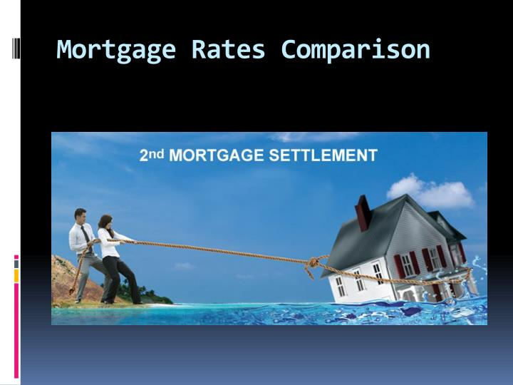 Mortgage Rates Comparison