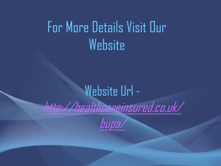 For More Details Visit Our Website