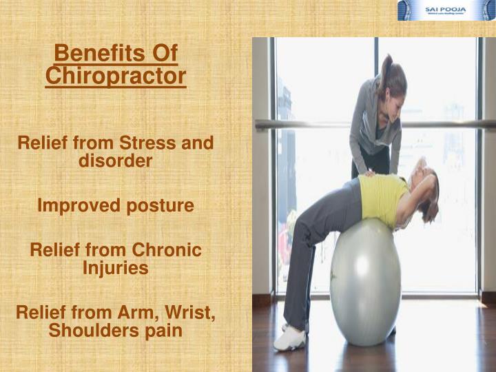 Benefits Of Chiropractor