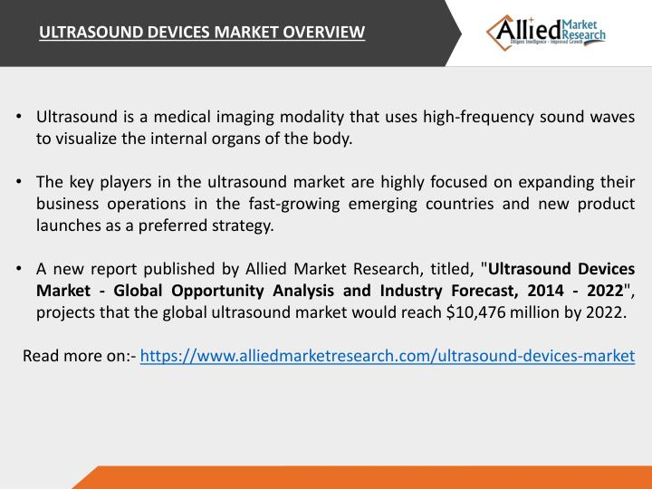 ULTRASOUND DEVICES