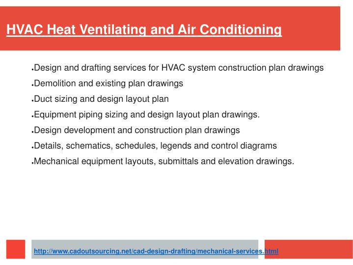 HVAC Heat Ventilating and Air Conditioning