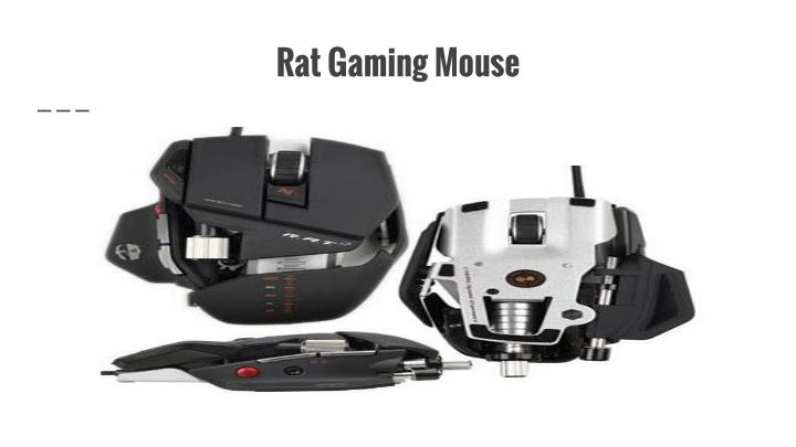 Rat Gaming Mouse