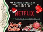 for netflix activation just give us call 1855 856 2653