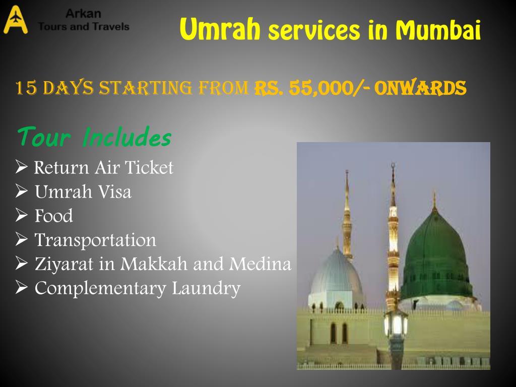 PPT - Arkan | haj and umrah packages | hajj and umrah