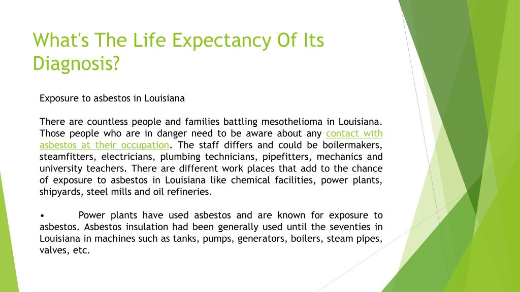 PPT - What Is The Life Expectancy Of Someone Diagnosed With