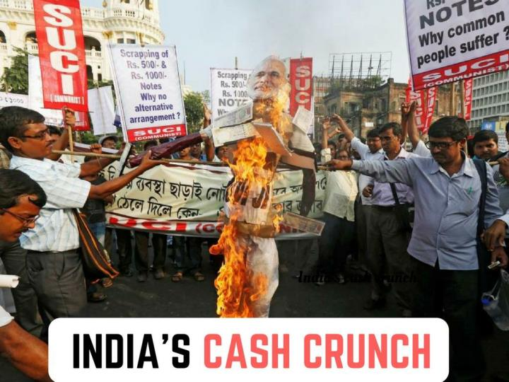 india s trade crunch n.