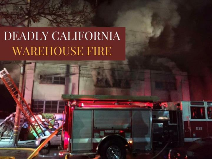 fatal california stockroom fire n.