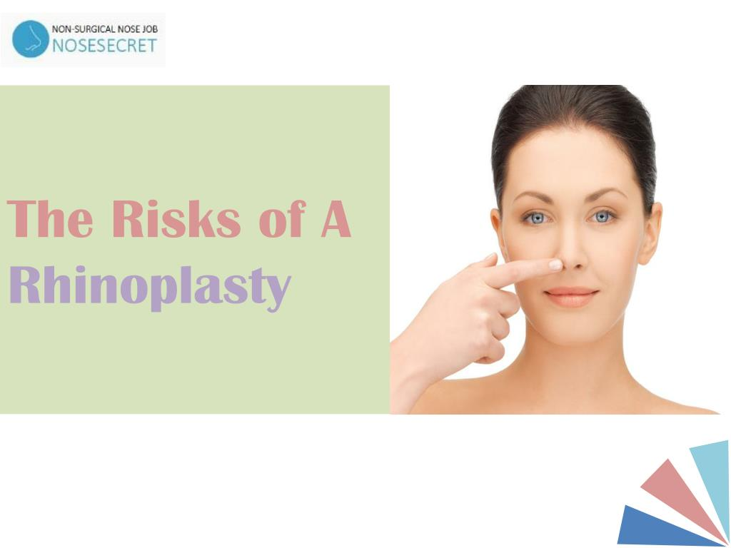 Ppt Non Surgical Nose Job The Risks Of A Rhinoplasty Powerpoint Presentation Id 7455400