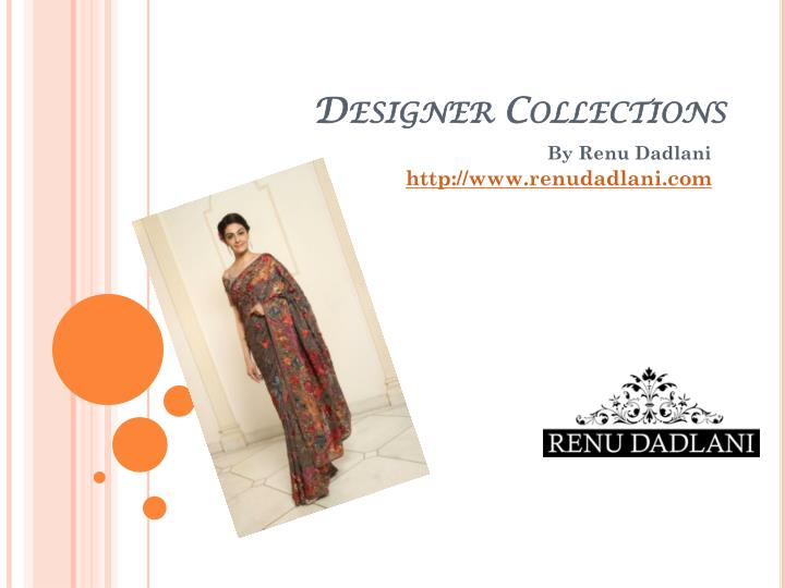 designer collections n.