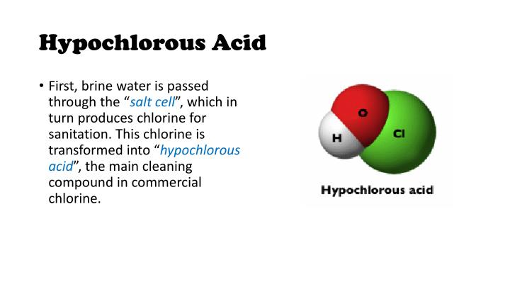 Ppt What Is A Chlorine Generator Powerpoint Presentation