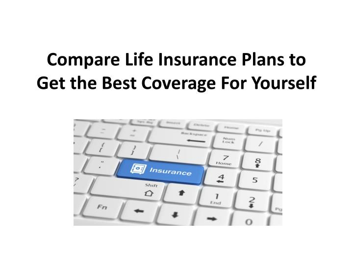 life insurance industry method ppt