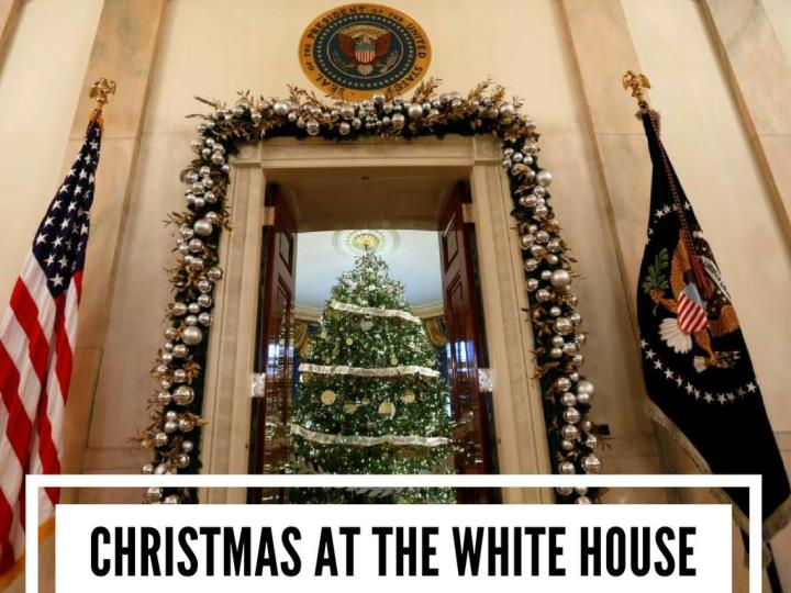 christmas at the white house n.