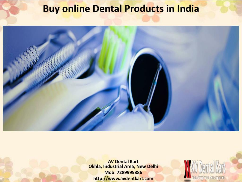 PPT - Who is the Distributor of API Dental instrument in