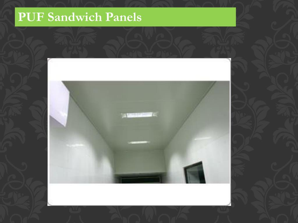 PPT - PUF Sandwich Panels PowerPoint Presentation - ID:7461387