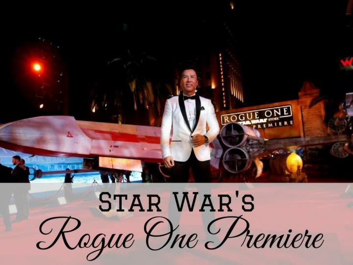 star wars rogue one premiere n.