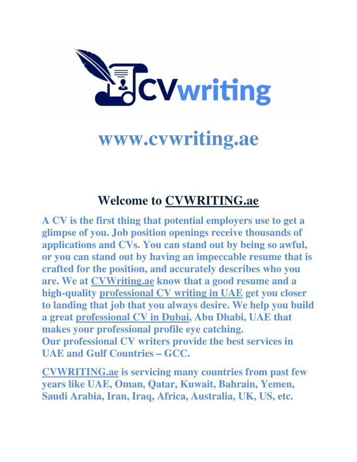 abstract writing service in dubai
