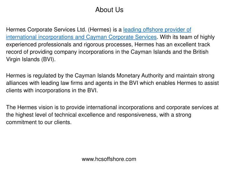International Corporate Services Ltd Cayman Islands