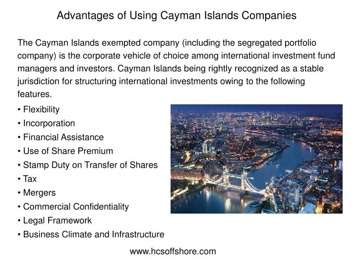 Stamp Duty Law Cayman Islands