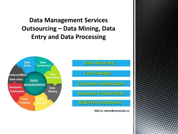 data management services outsourcing data mining data entry and data processing n.