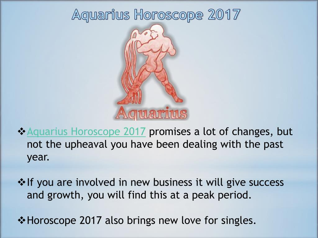 PPT - Horoscope 2017 Prediction- 12 Zodiac Signs Up coming