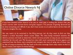 online divorce newark nj1