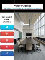 visit our website www commercialcleaninginmelbourne net au