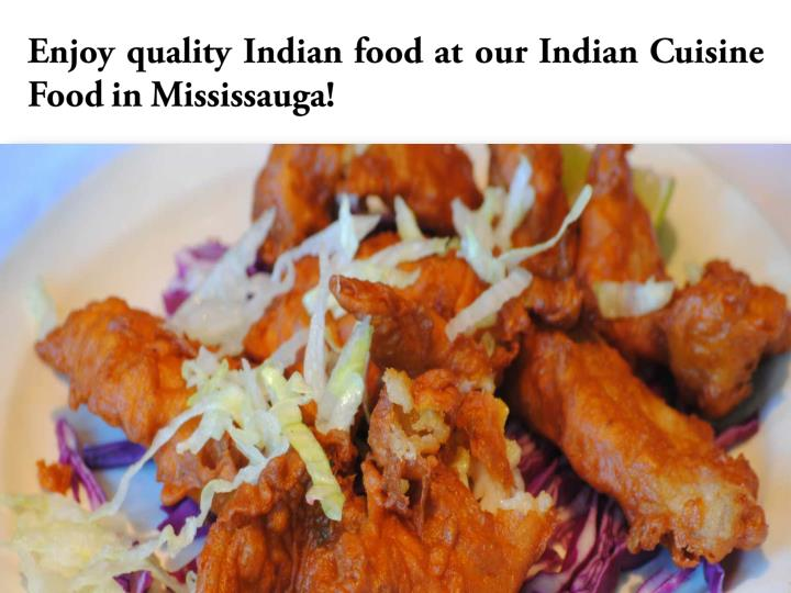 Best Food Delivery Mississauga