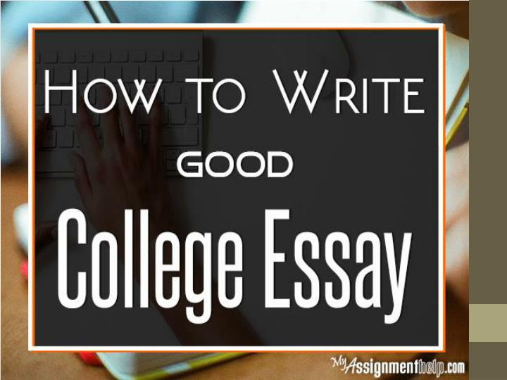 best written college essays Writing a college essay could very well be the most high pressure part of the college application process at some point, there is little students can do about grades, extracurricular activities.