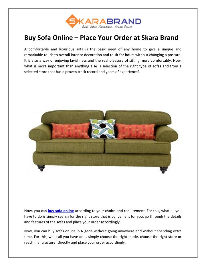 Ppt Sofa Online Place Your