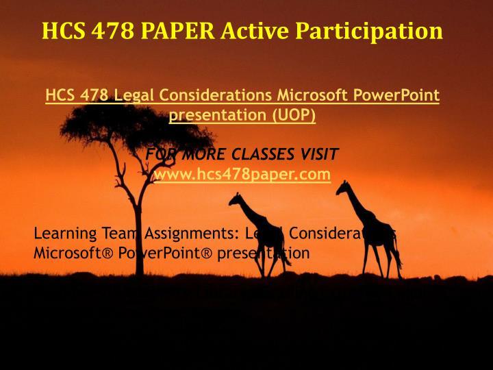 hcs 478 ethical dilemmas microsoft powerpoint