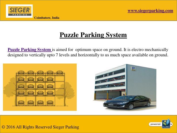 Sieger Car Parking