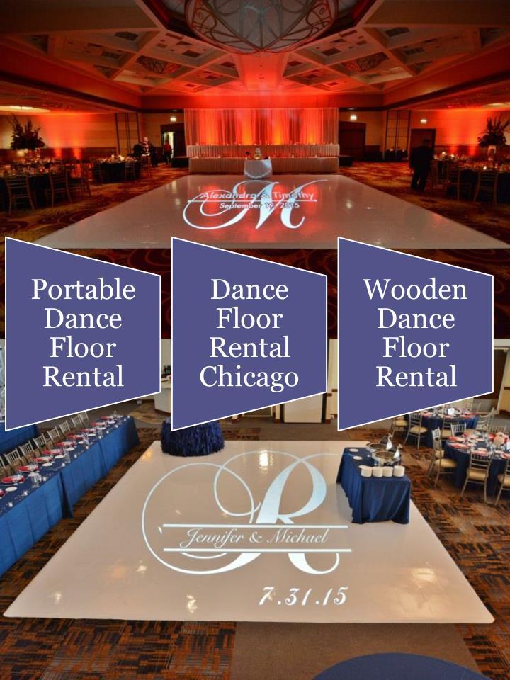 Ppt portable dance floor rental powerpoint presentation for Temporary flooring for renters