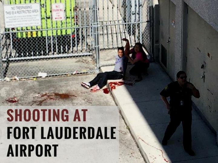 shooting at fort lauderdale airport n.