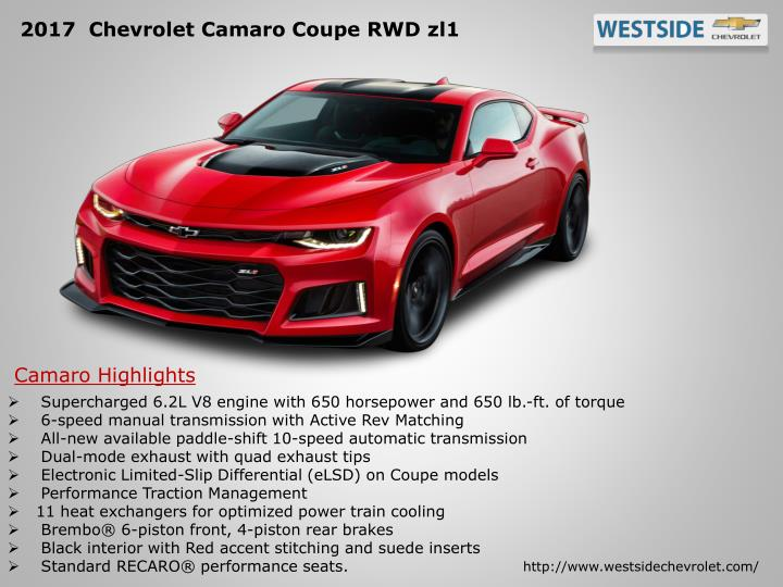 ppt chevrolet camaro coupe camaro convertible deal by houston tx powerpoint presentation. Black Bedroom Furniture Sets. Home Design Ideas