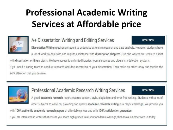 Why Choose Oxford Editing's Academic Editing Service
