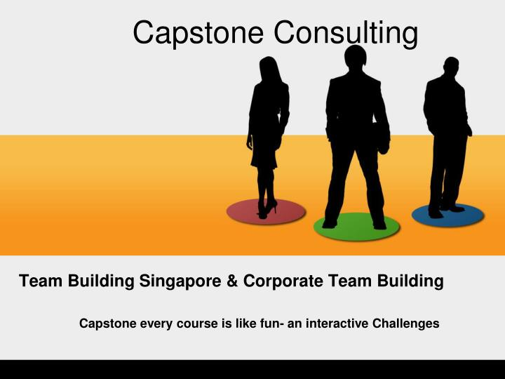 business capstone project team building Construction project management requires project's business before turning over the building to the owner then the team must train the owner.