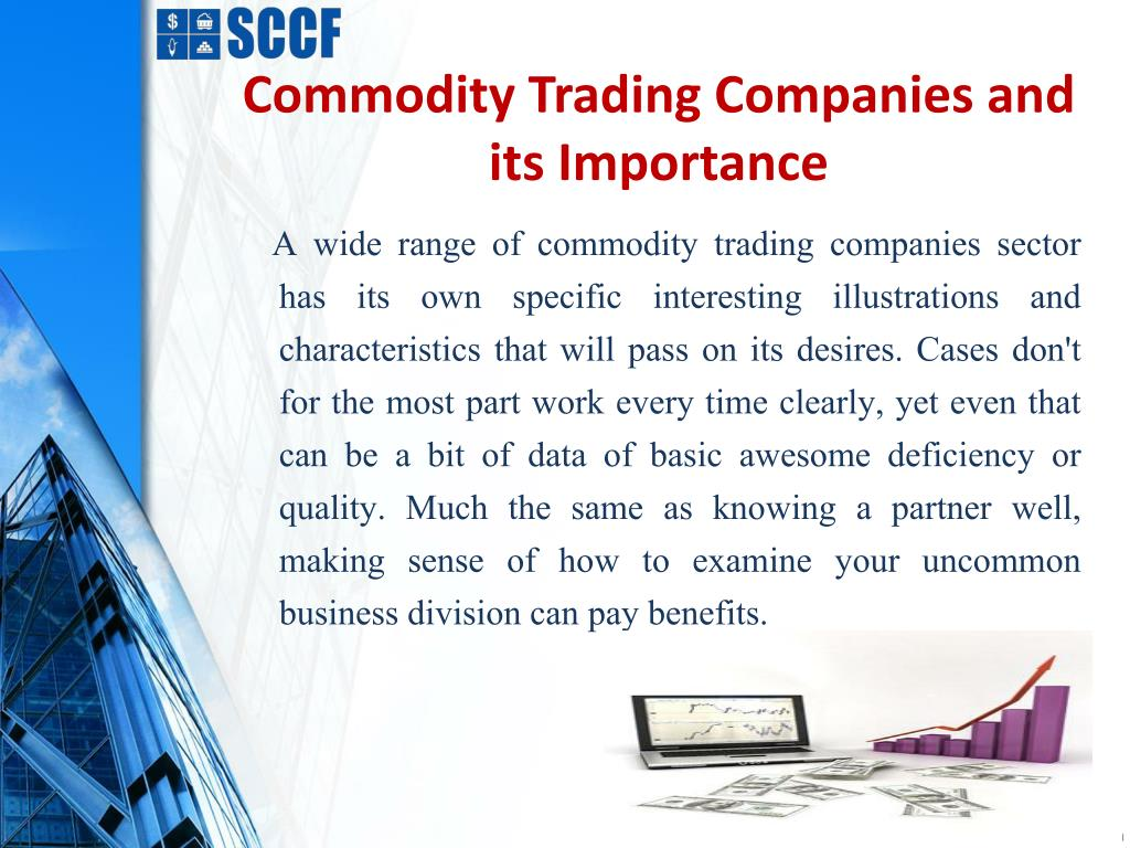 PPT - Commodity Trading Companies PowerPoint Presentation